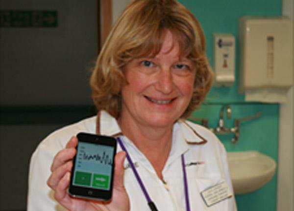 King's patients shape new voice app for Parkinson's disease
