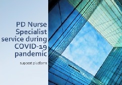 Parkinson's Disease Nurse Specialist Online Support Platform
